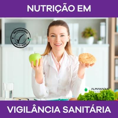 Nutrição na Vigilância Sanitária